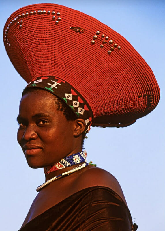 Zulu Headdress