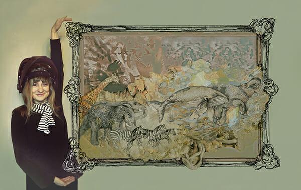 Sally Wilson: Self Image