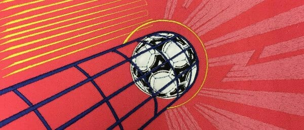 BBC World Cup Animation - Ball