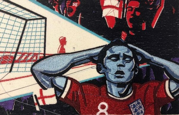 BBC World Cup Animation - Frank Lampard