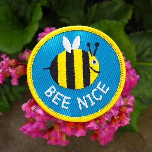 hello DODO - Bee Nice Patch