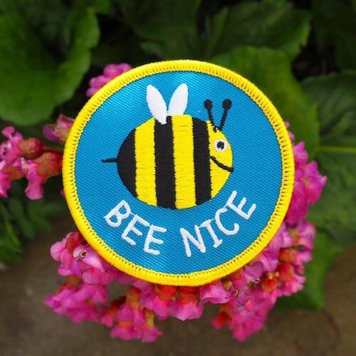 hello DODO - Bee Nice Patch