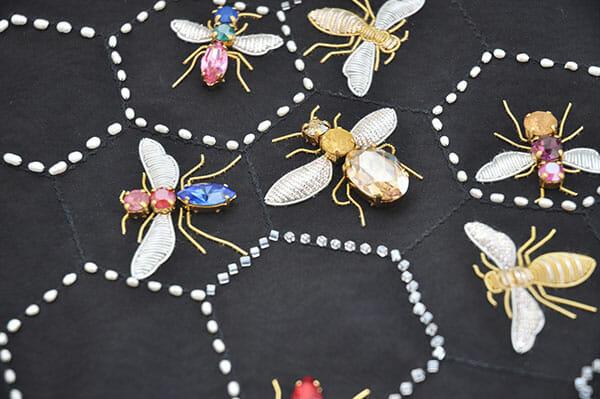 Bee Detail, Hannah Mansfield