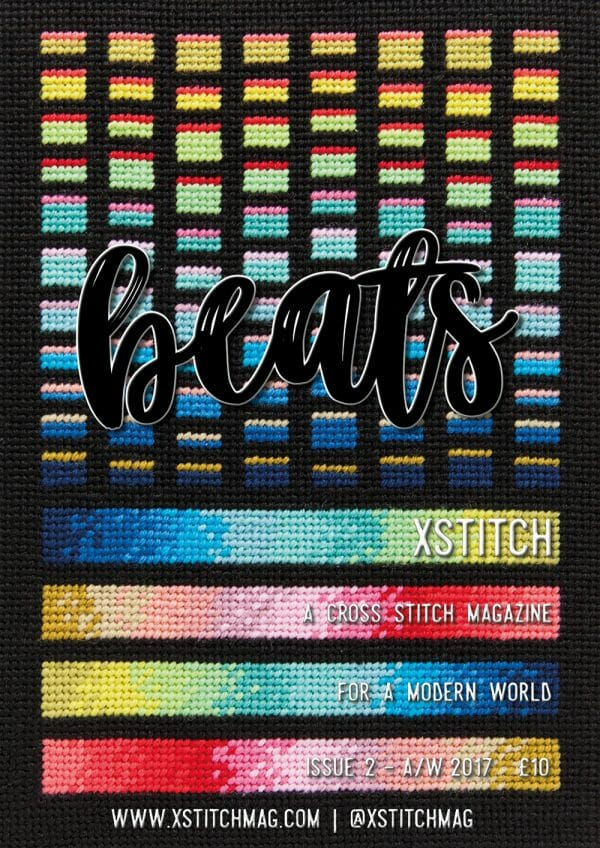 XStitch Magazine Issue 2 Cover