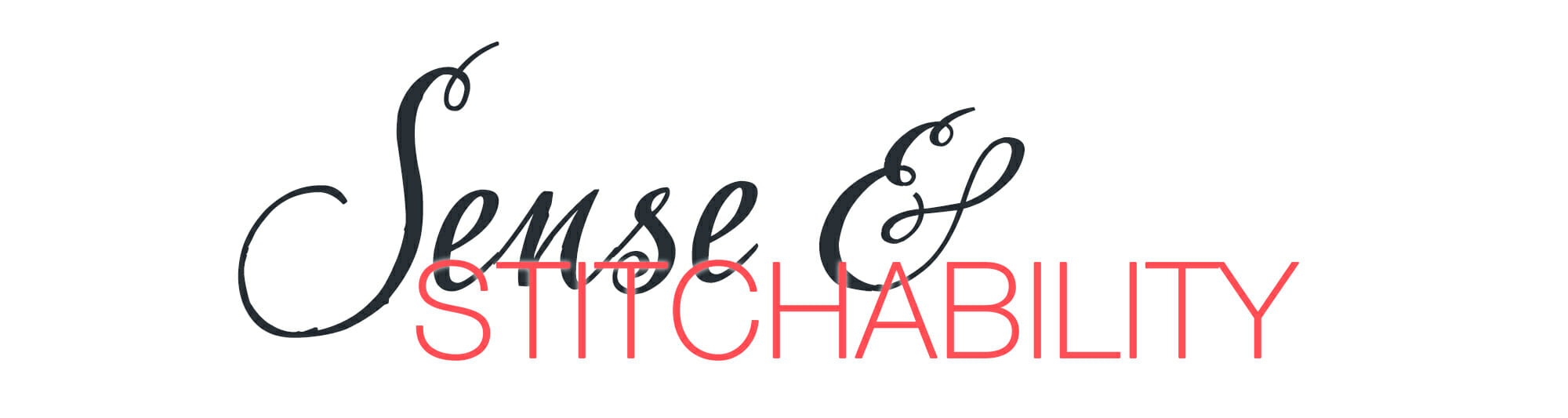Sense & Stitchability with Cas Holmes
