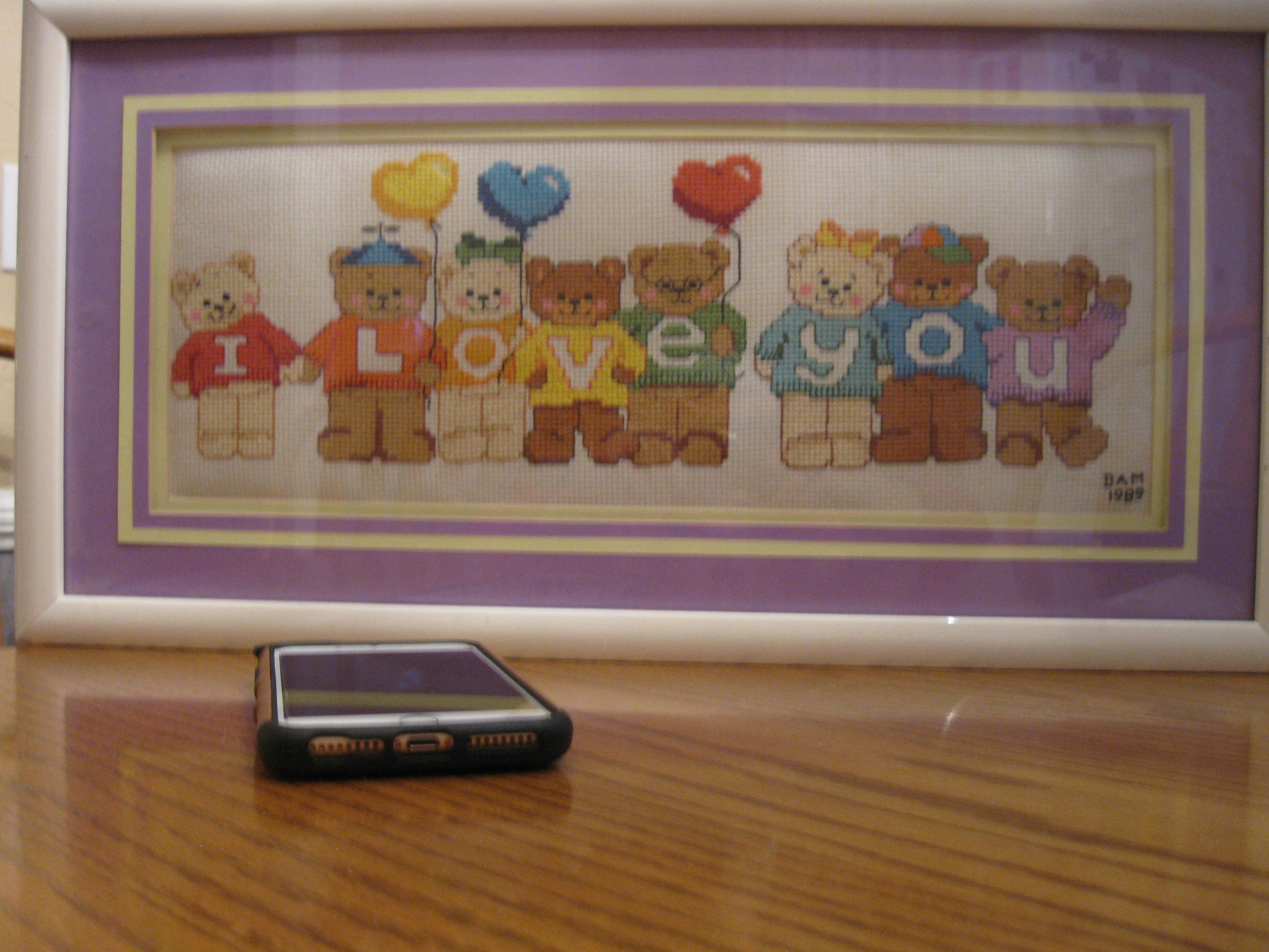 I Love You Bears-Debbie Monachella