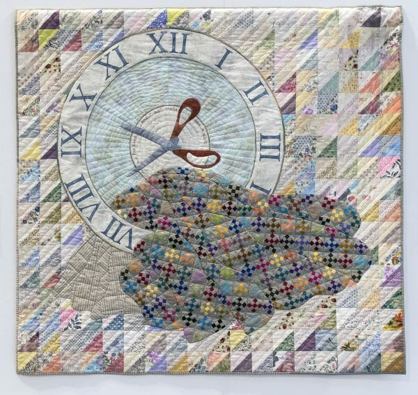 Mary Mayne - Give Me The Time - Quilt