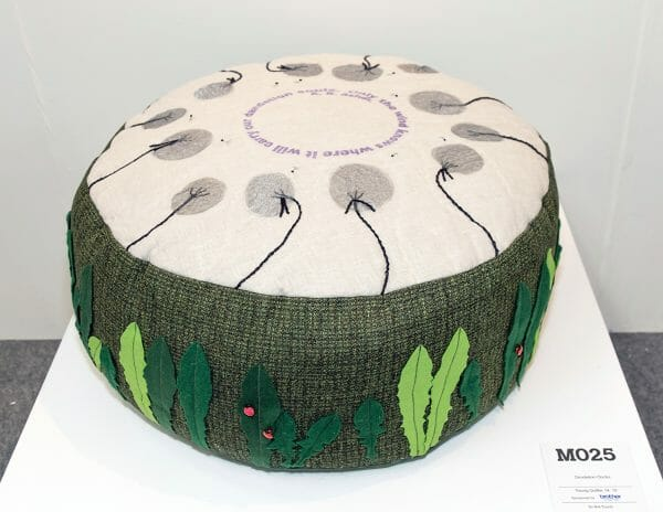 Miranda Hart - Dandelion Clocks