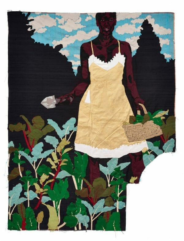 Billie Zangewa - Constant Gardener