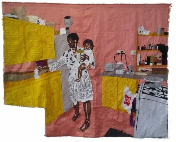 Billie Zangewa - Ma Vie En Rose