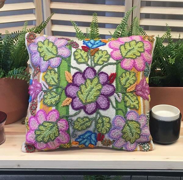 Cushion by Paloma Alarcon
