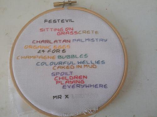 "Festevil by Jamie ""Mr X"" Chalmers"