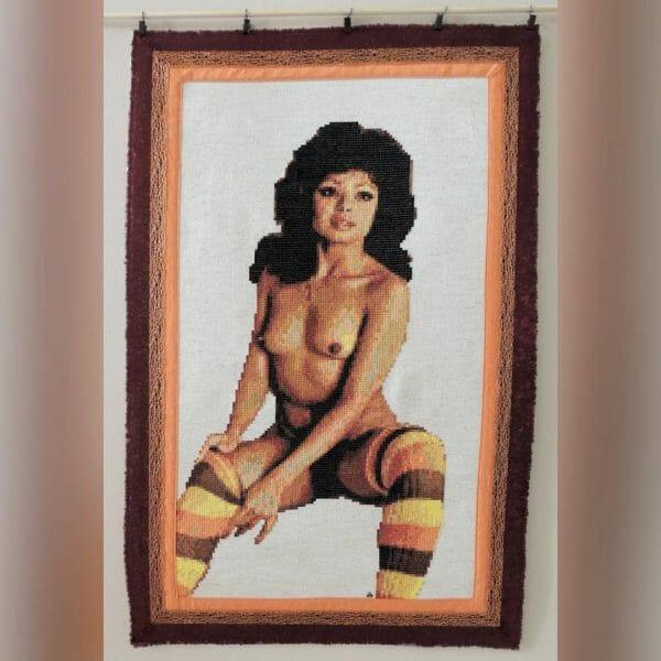 Ashlee Marcus - Rock Your Socks Off - Cross Stitch