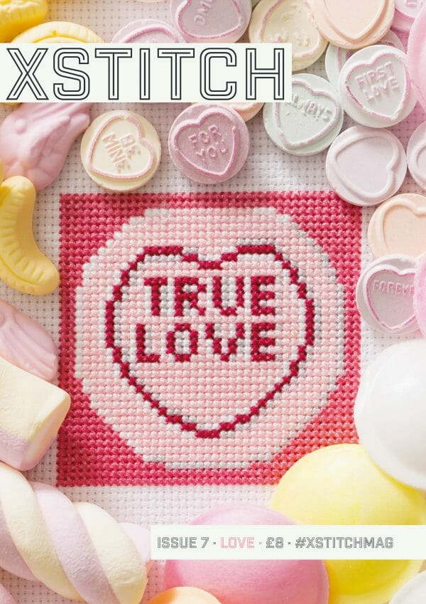 XStitch Magazine Issue 7 - The Love Issue