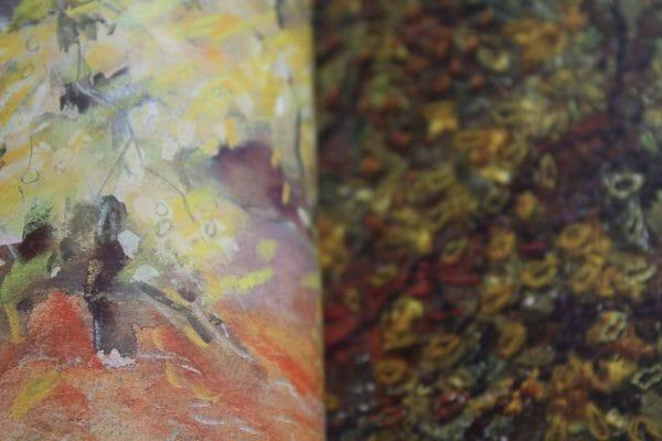 Stitchscapes - Paint to Stitch journey