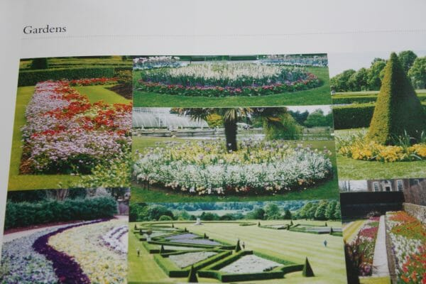 Gardens as inspiration, wouldn't we all want to visit?