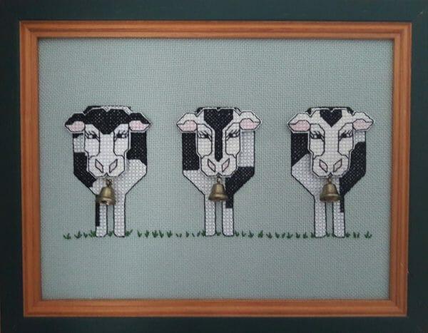 Cow Belles Design by Cherry Parker