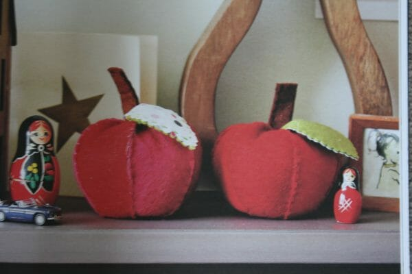 Anyone for an apple?