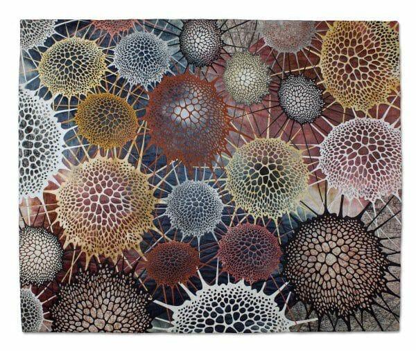 Betty Busby - Vertex - Art Quilt