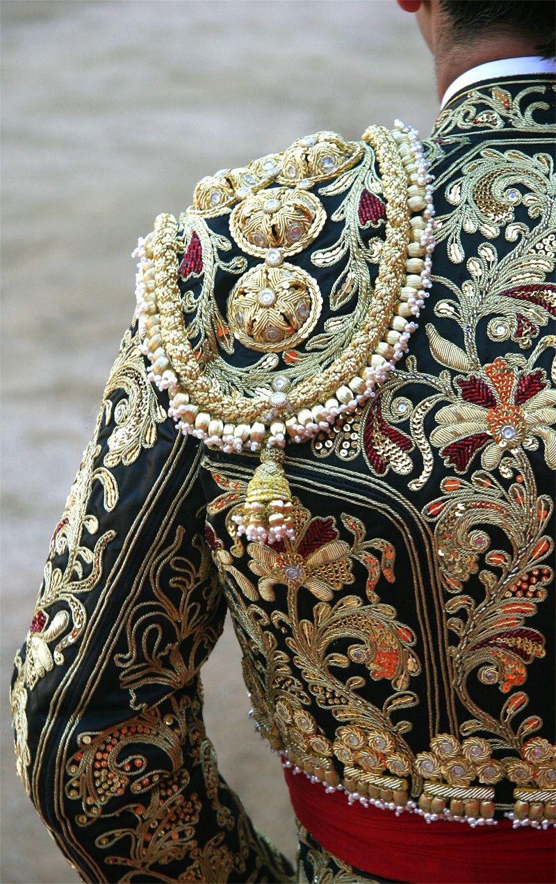 Matador Embellished Jacket