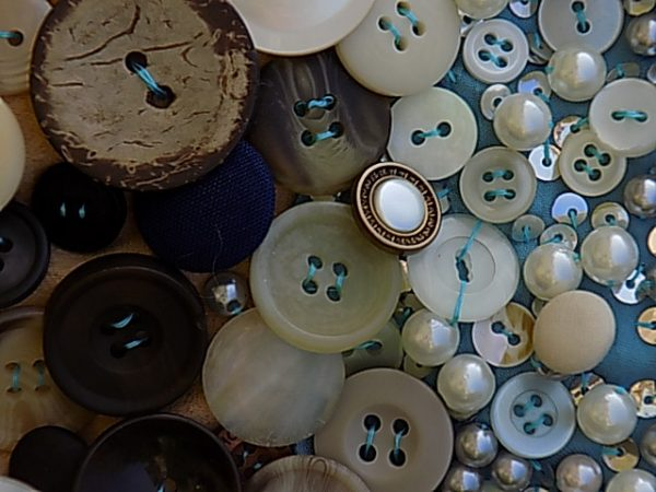 Old buttons provide a rich narrative