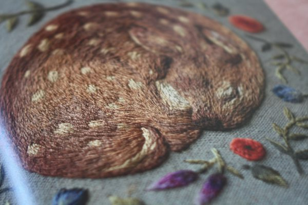 The photos boast of her stitching skills, coupled with natures naturally beautiful forms.