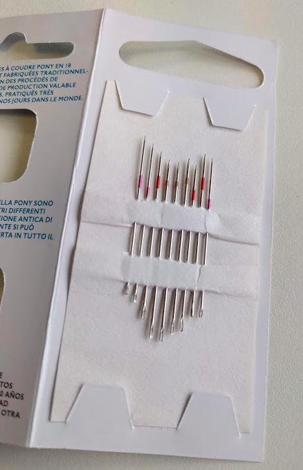 Certain Stitch needles from Pony