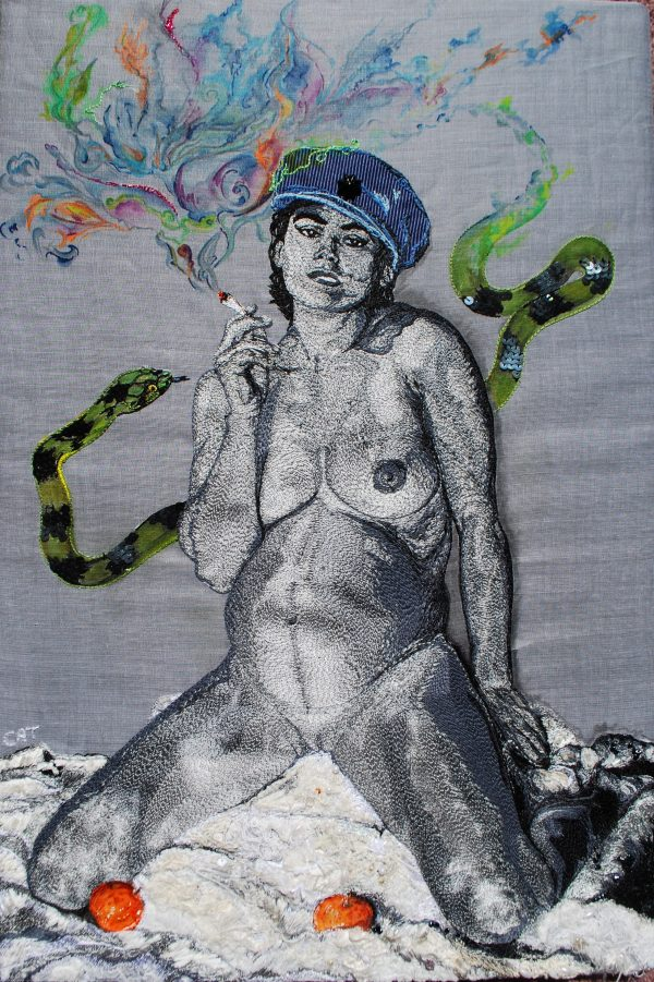 Cath Orain - Psychedelic Eve