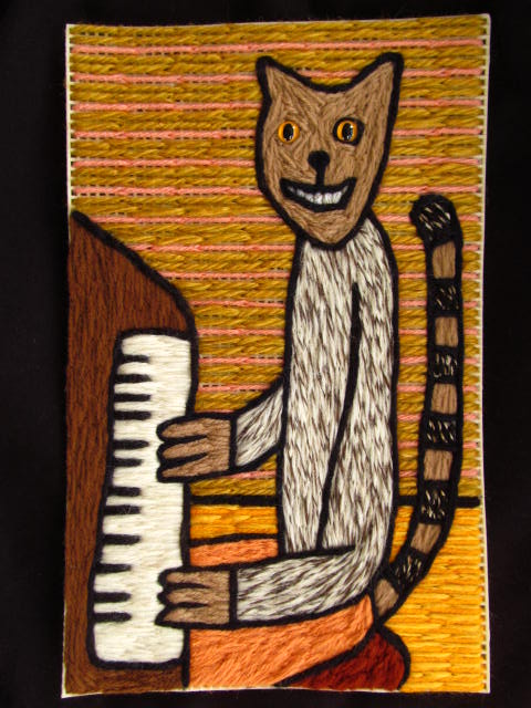 YarnArtist - Piano Playing (2012)