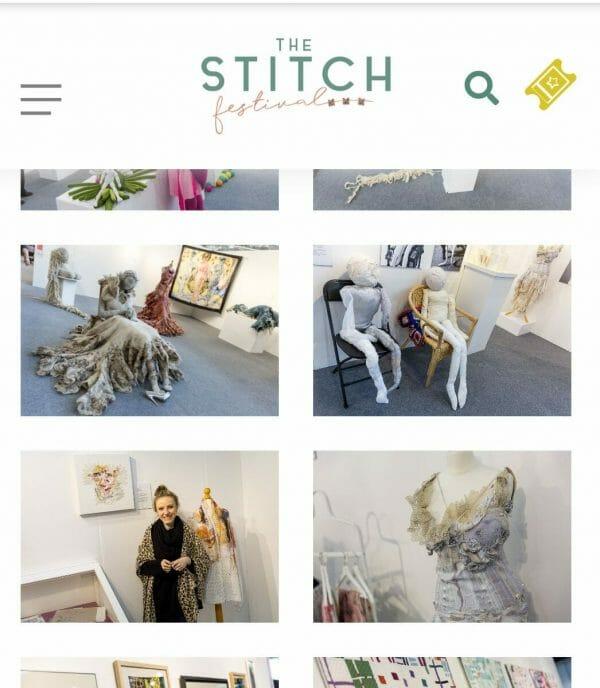 The stitch festival 2020
