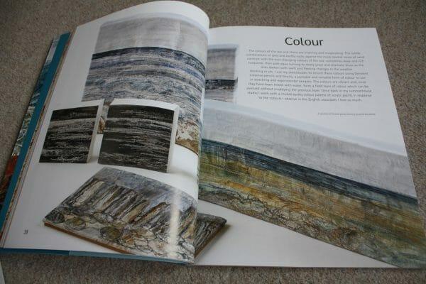 textiles seascapes