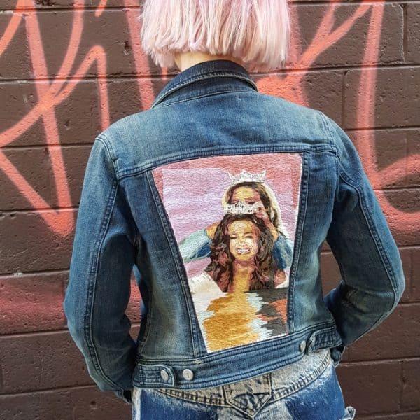 Kim Pterodactyl - Miss America Jacket