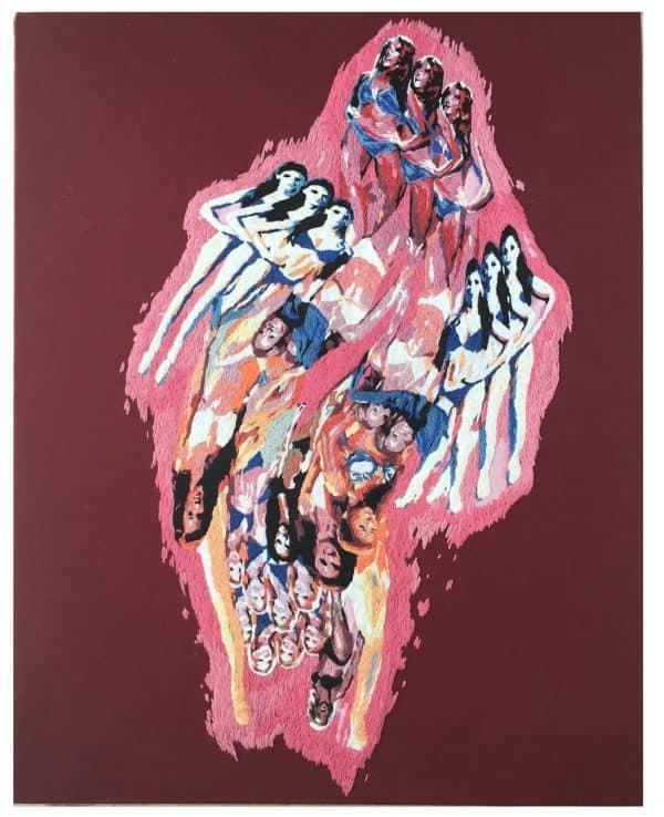 Kim Pterodactyl - Swimsuit Super Organism