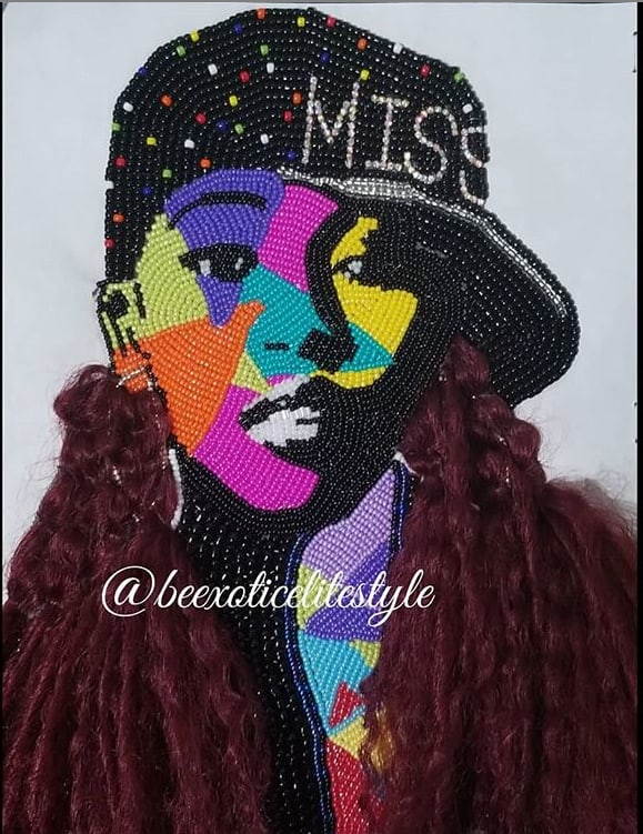 Missy Elliot by Shera Duncan Be Exotic Elite Style