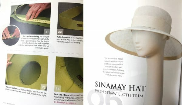 "basic projects in ""Hat Couture."""