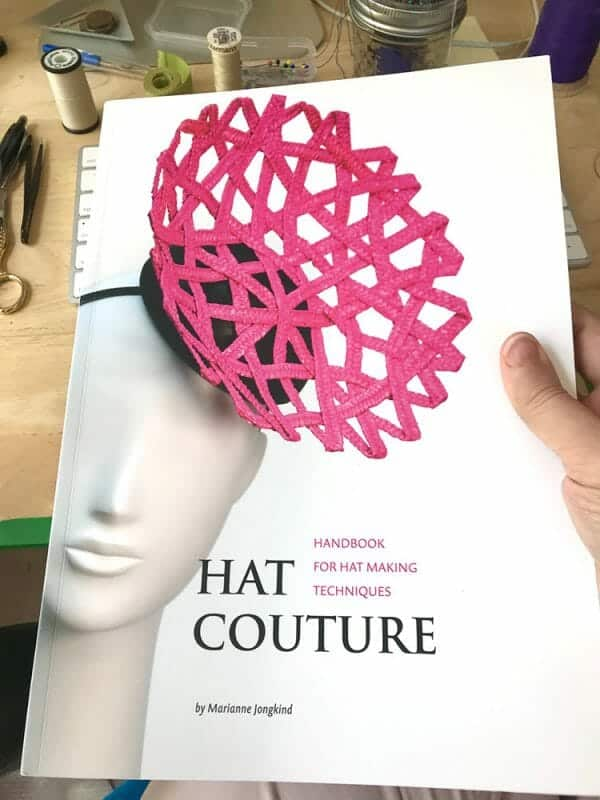Hat Couture by Marianne Jongkind
