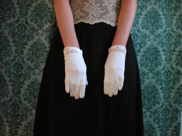 Doublespeak's You Bastard Gloves