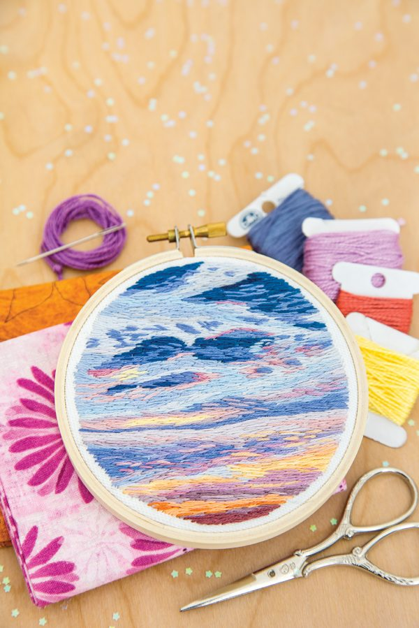 Aimee Ray - Doodle stitching