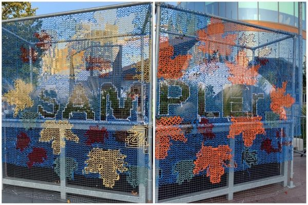 Sample giant cross stitch project by Kirsty   Taking It To The Extreme with ExtremeXStitch