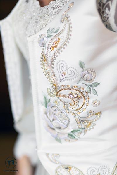 Embroidery by Joanna Galica-Dorula