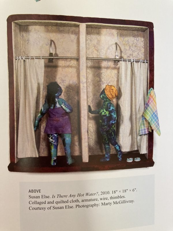Dimensional Cloth:  Sculpture by Contemporary Textile Artists by Andra F.  Stanton  Susan Else